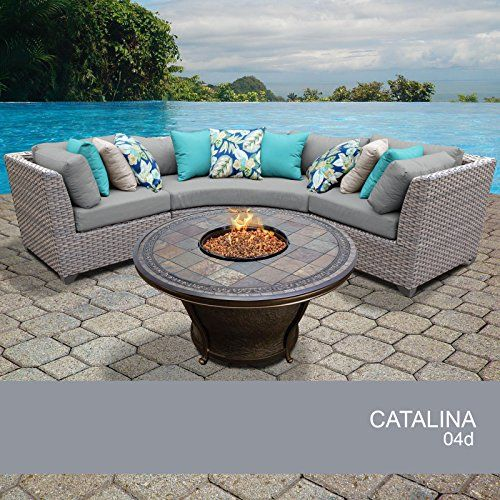 132 best outdoor sofas decor fire pits and fireplaces images on