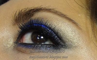 Royal Sugar Makeup Tutorial.