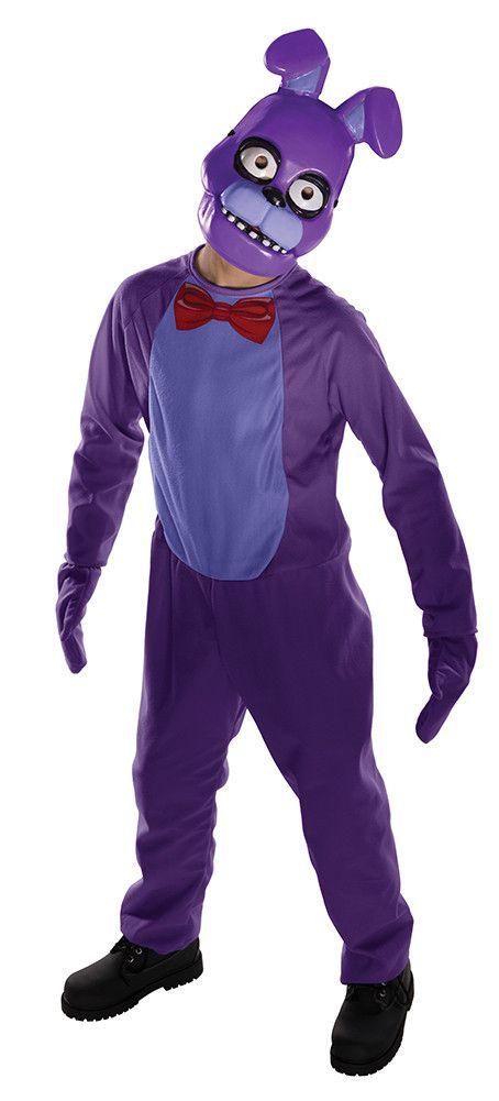 Five Nights at Freddy's Bonnie Costume Tween