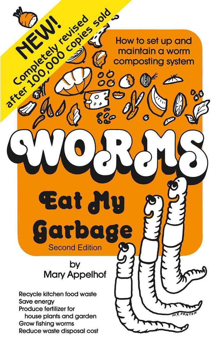 The book that started a backyard worm revolution! With more than 150,000 copies sold, this is the bestselling and remains the definitive guide to vermicomposting--a process using red worms to recycle