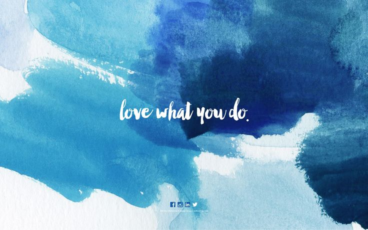 Love What You Do                                                                                                                                                                                 More