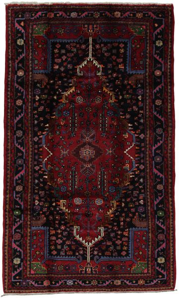 Jozan - Sarouk Persian Carpet 225x135
