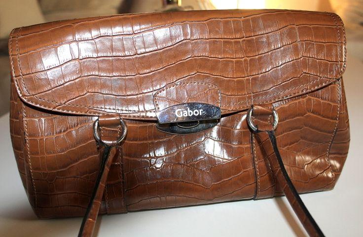Vintage Gabor Tasche von *Coco Mademoiselle* auf DaWanda.com