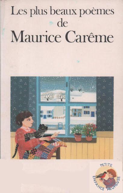 Les plus beaux poèmes de Maurice Carême (1985)