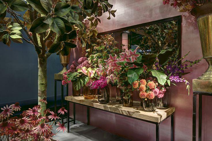 #kontrast #furniture #decoration #accessories #silkka #artificialflowers #flowers #shadesofpink