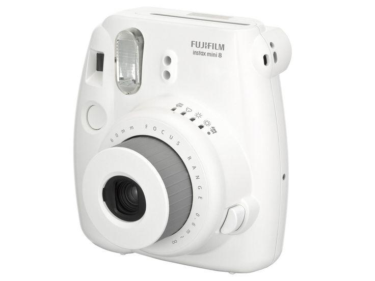 Câmera Instantânea Fujifilm Instax Mini 8 Branco com as melhores condições você encontra no site do Magazine Luiza. Confira!