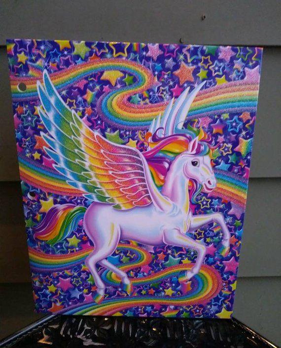Lisa Frank Folder Lisa Frank Folder Rainbow Unicorn Folder Rainbow