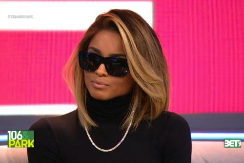 Ciara Performs Her Hits On BET's 106 & Park | Video