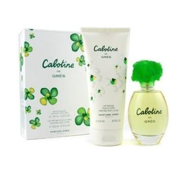 Cabotine Perfume Gift Set 2 Piece for Women
