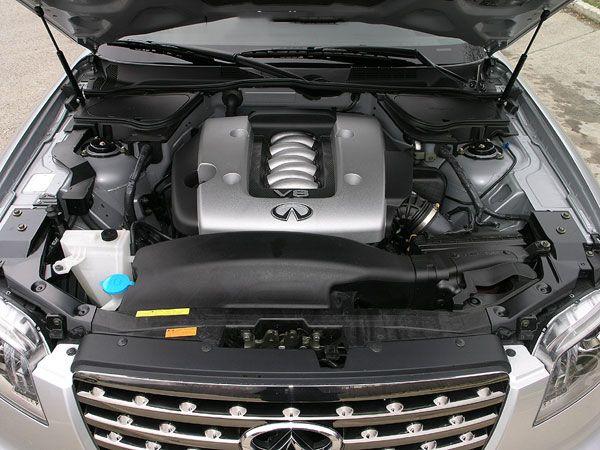 2006 Infiniti FX45 #Used #Engine: Description: Gas Engine 3.5, 6, AUTO,  FLR, RWD (3.5L, VIN C, 4TH DIGIT, VQ35DE), RWD, FROM 11/04, Automatic  Transmission ...