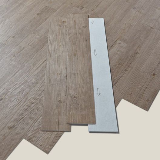 Carrelage design lame pvc adhesive sur carrelage for Dalle adhesive sur carrelage