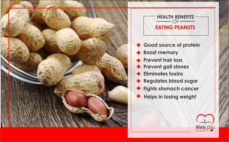 Peanuts are rich in energy and contain health benefiting nutrients. Visit: http://www.social.webdoc.com.pk/  #Webdoc #healthbenefits #dailyhealthtips #HealthyLiving #HealthyFood #Peanuts #DailyInspiration #TuesdayThoughts #StayHealthy