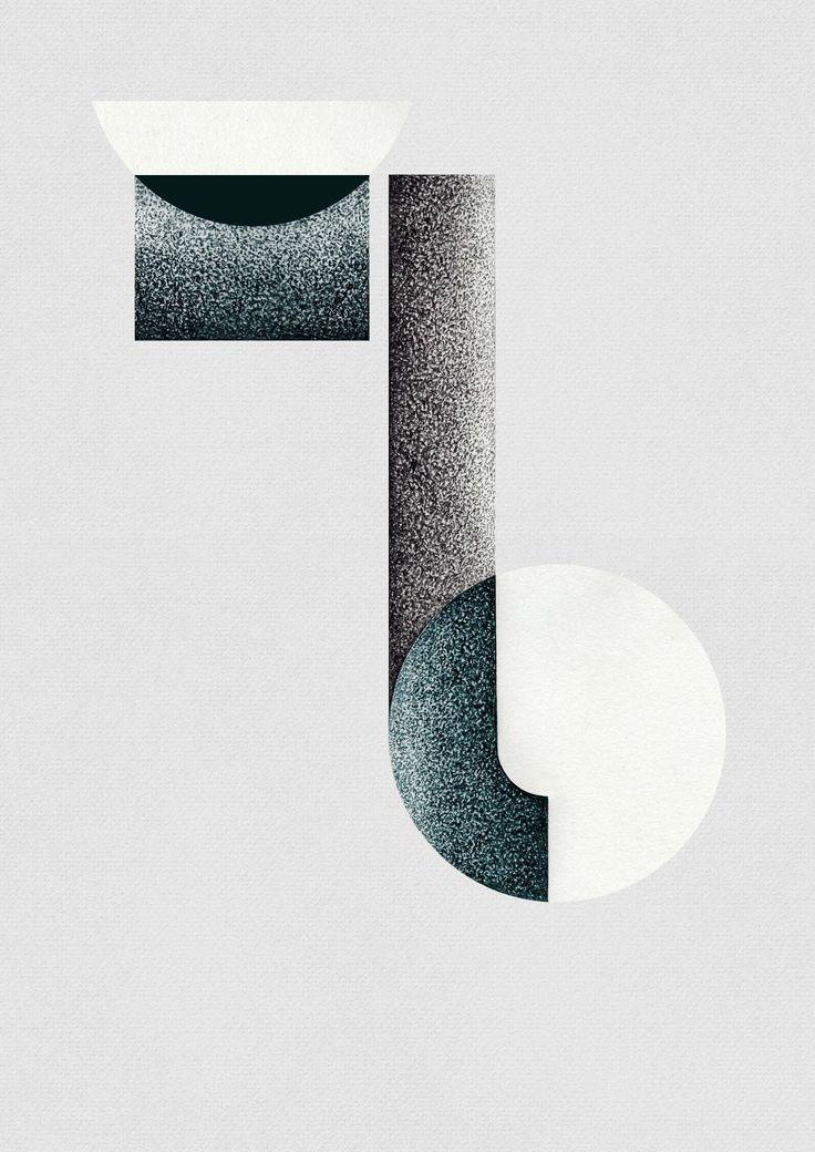 Bauhaus - Strek av Helene Egeland