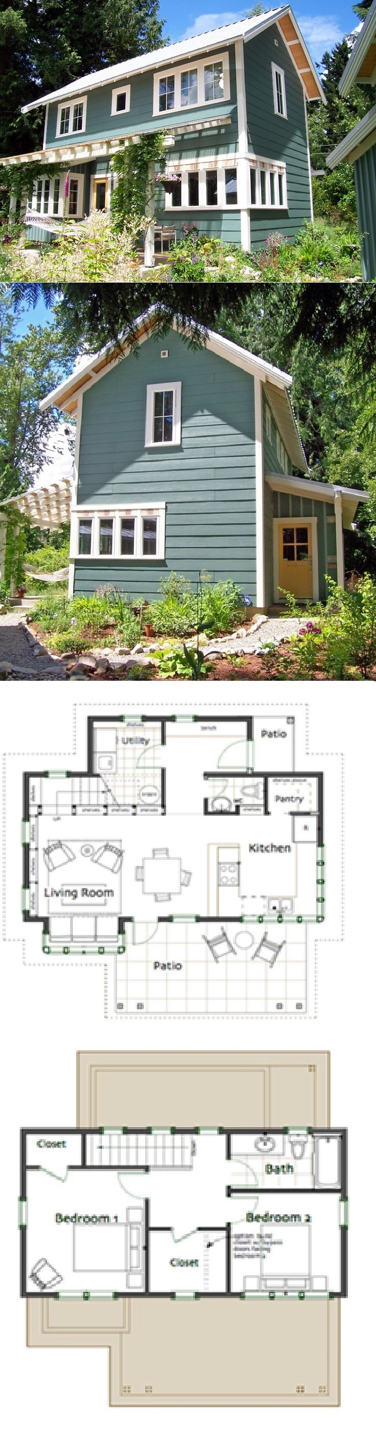 100 best small home plans images by home design on pinterest