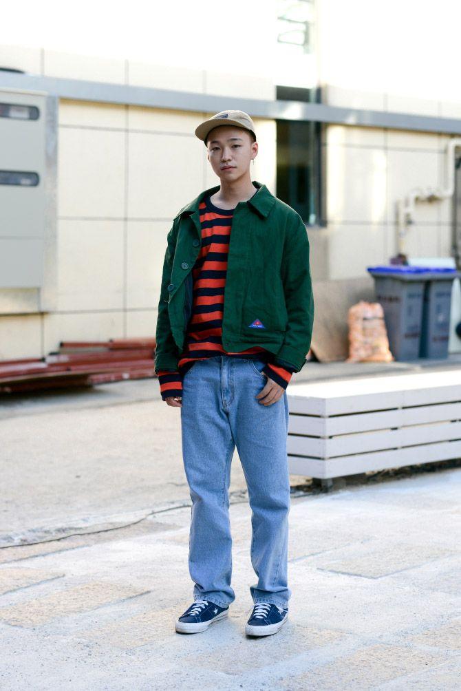 獨家首爾街拍 Vol.24:給男友送一頂這樣的帽子吧! | HOKK fabrica