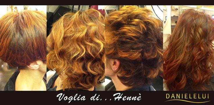Dona luce e colore ai tuoi #capelli con sapienti miscelazioni di #Hennè e pigmenti #naturali