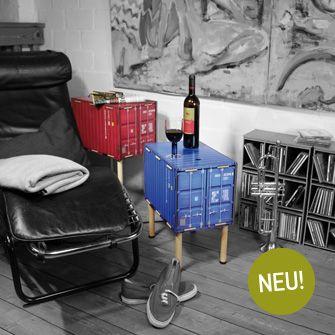 Container Revolution - Welterfolg der Wunderkiste - Werkhaus Design.