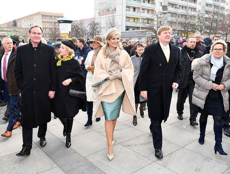 Niederländisches Königspaar in Leipzig / Fotostrecken Leipzig / Leipzig - LVZ - Leipziger Volkszeitung