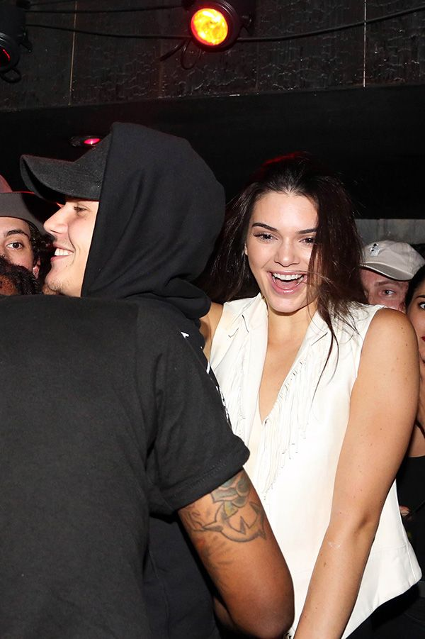When Travis Scott celebrated the release of his 'Rodeo' album in New York City, he had some major celebs join the party. Justin Bieber, Kendall Jenner and Hailey Baldwin got down at the Sept. 4 event as Travis made the room bounce. Click to see!