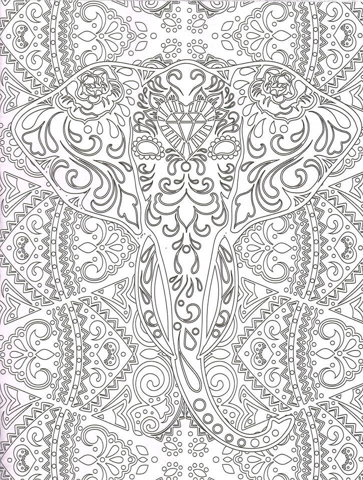 15221 10204532401573814 7125257488855905317 N 725x960 Adult ColoringColoring PagesColoring BooksRavenZen