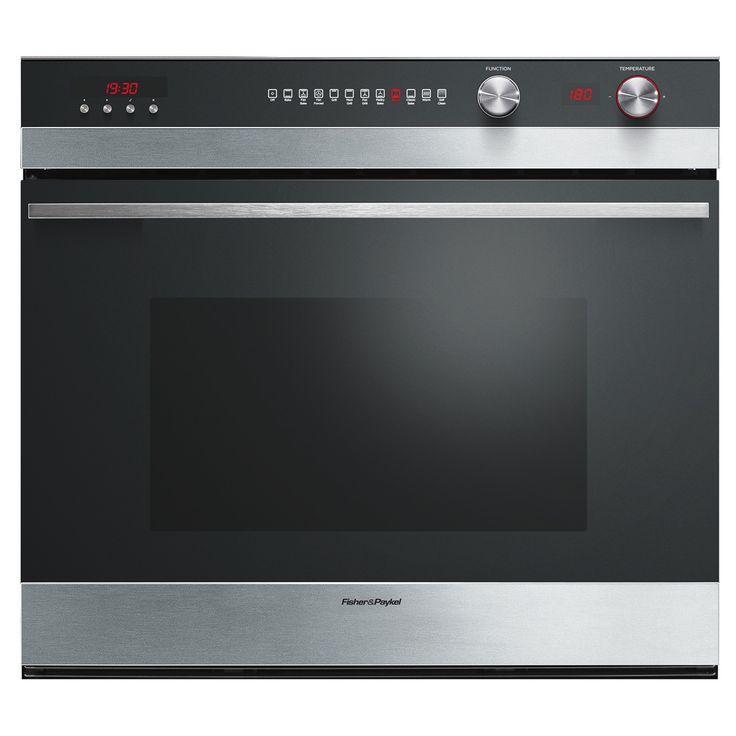 121L capacity, 11 oven functions, quadruple glazed door