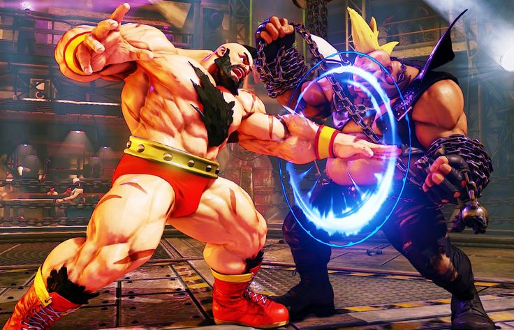 Street Fighter 5 first Gameplay Video in 4K for PC leaked