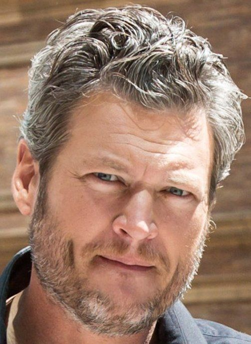Oh Blake, though I'm so upset about him & Miranda splitting- he's still a hottie