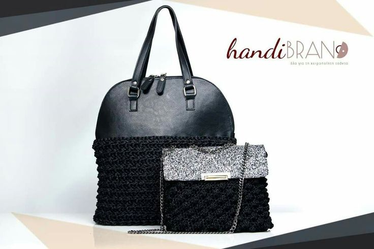 Bowling bag...materials..crochet bags..handibrand..