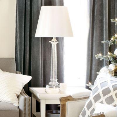 Suzanne Kasler Glass Lamp | Ballard Designs
