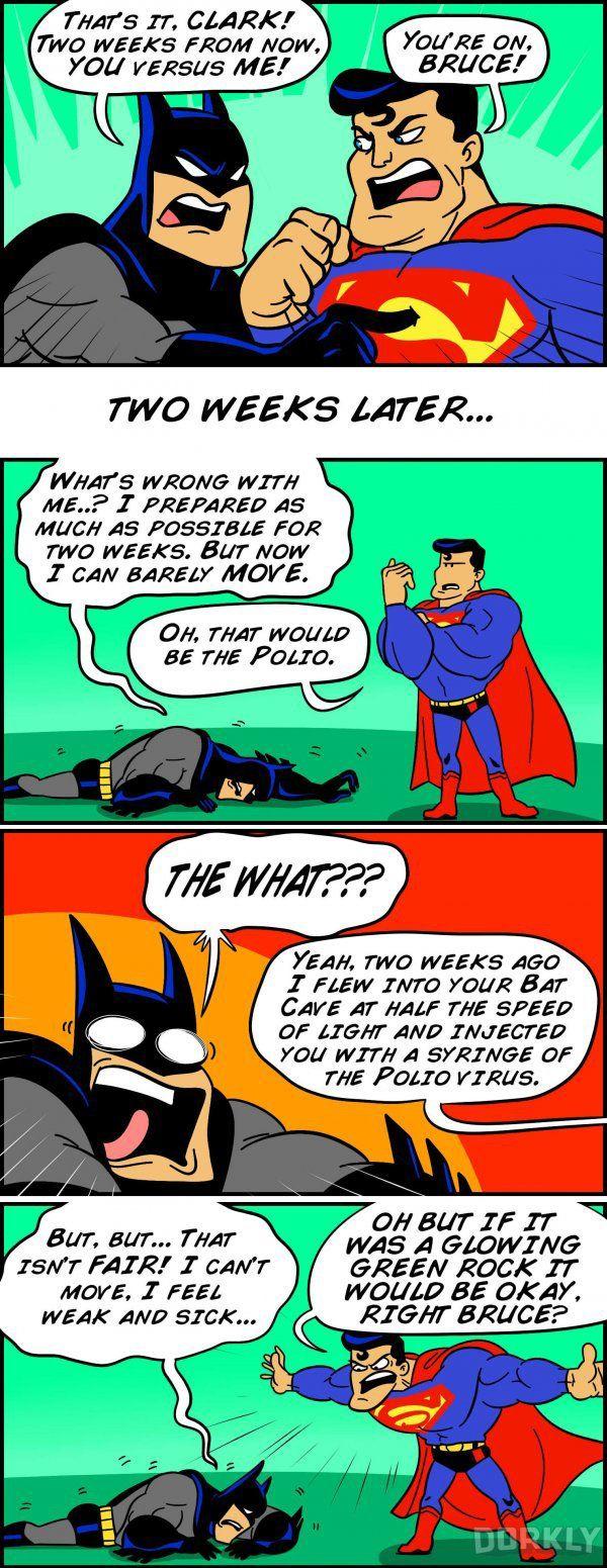 batman v superman , All's Fair in League and War
