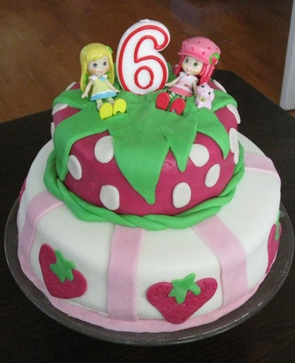 I'll have to try my hand at making a birthday cake for our next B-Day Party!