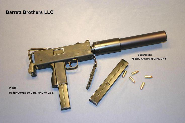 Kids Army. 1:1 Scale M42F MAC-10 Airsoft Gun - Kids-Army.com