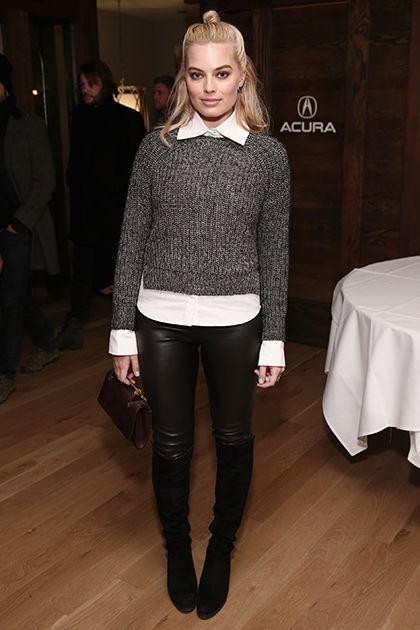 Margot Robbie at Sundance