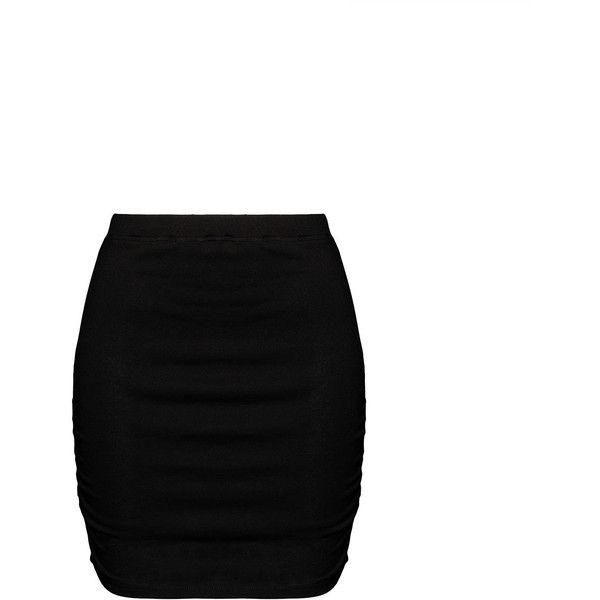 Zizzi Black Plus Size Striped fine knit pencil skirt ($48) ❤ liked on Polyvore featuring skirts, bottoms, saias, black, plus size, elastic waist skirt, stretchy pencil skirt, striped pencil skirt, plus size skirts and black skirt