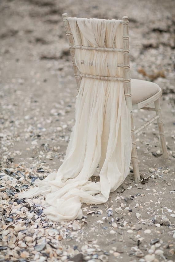 Marsala & Pewter – elegant beach wedding inspiration