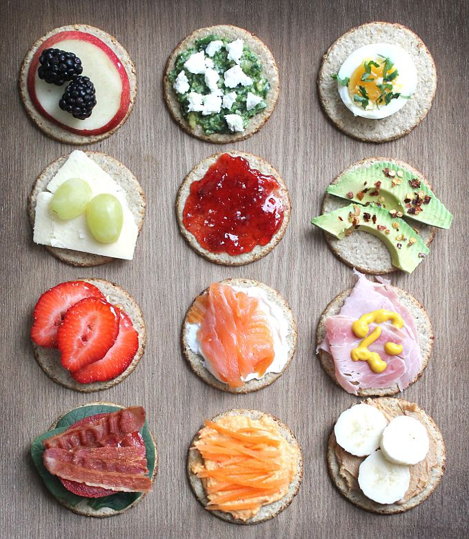 40 Rice Cake Topping Ideas Languageen: 40 Best Images About Oatcakes On Pinterest