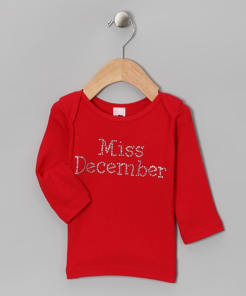 For my December baby