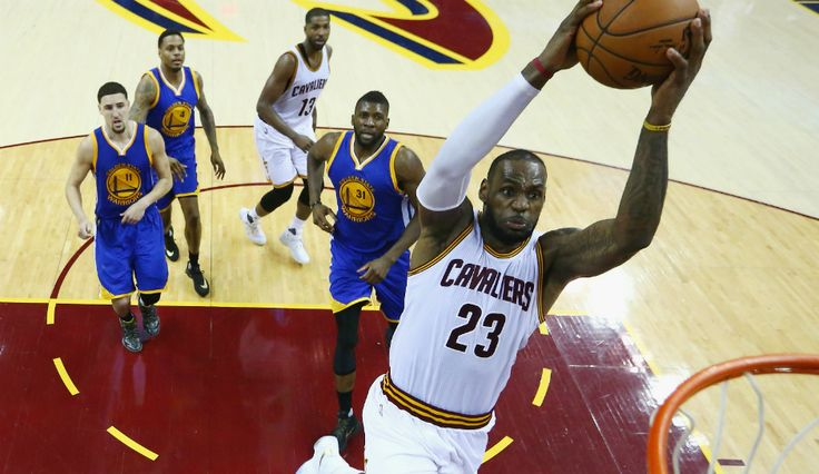 NBA Finals 2017: Schedule, MVP Odds, Series Price Odds And Prediction For Cavaliers Vs. Warriors