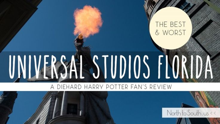 The Best and Worst Rides and Attractions at Universal Studios Florida – North to South