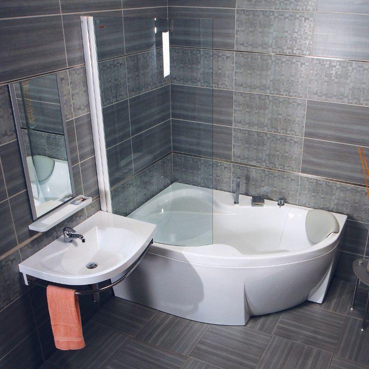 Любимые акриловые ванны - выбор современности. Правильно выбранное изделие прослужит долго, разные производители дают гарантию от 10 до 20 лет, но даже спустя данный срок ванна не выйдет из строя, если знать, как ухаживать за ней. Она не состарится внешне, не изменится цвет, не поблекнет, не будет видно царапин, ведь небольшие повреждения легко поддаются реставрации путем зачистки мельчайшей наждачной бумагой. ☝http://santehnika-tut.ru/vanny/akrilovye/  #дизайн #интерьер #стиль #ванная