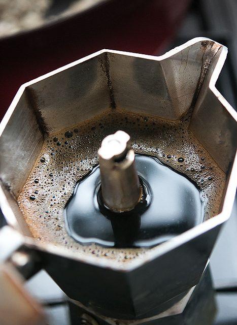 Italian Stove Top Coffee Moka Express