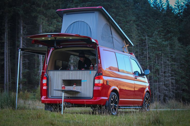 SCA195 rear elevating roof