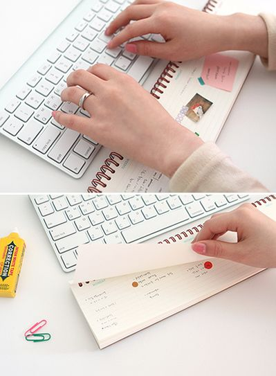 Office chic: 25 Cool Notepads You Need