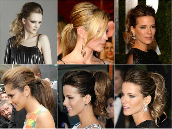 Chic Christmas Hairstyles Ideas For 2013 Christmas Parties With Hair  Extensions Clip On