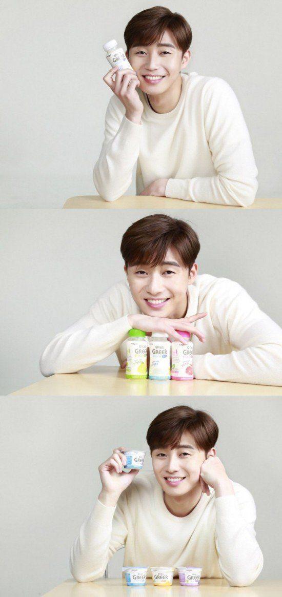 Park Seo Joon gereblye CF foglalkozik, egy új szerződés aláírása! | allkpop.com