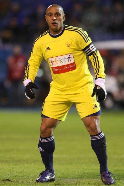 ~ Roberto Carlos on Anzhi Makhachkala ~