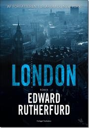 London af Edward Rutherfurd, ISBN 9788792550767