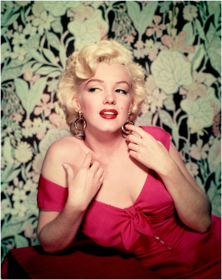 Marilyn Monroe, 1952, Nickolas Muray
