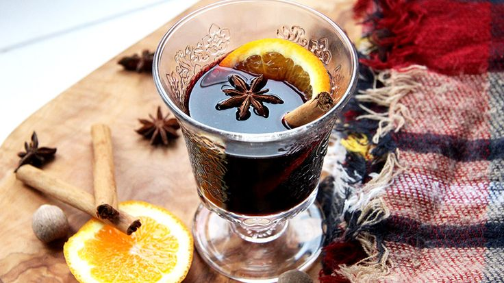 Autumn is here, Christmas is almost upon us. Yes. It is definitely time for mulled wine