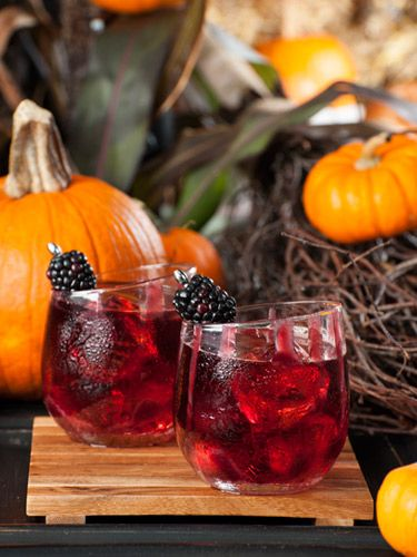 "Say ""boo!-ze"" for these terrifyingly tasty Halloween cocktail recipes."
